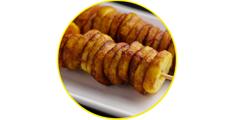 Kebab Plantain | 24 hour food delivery